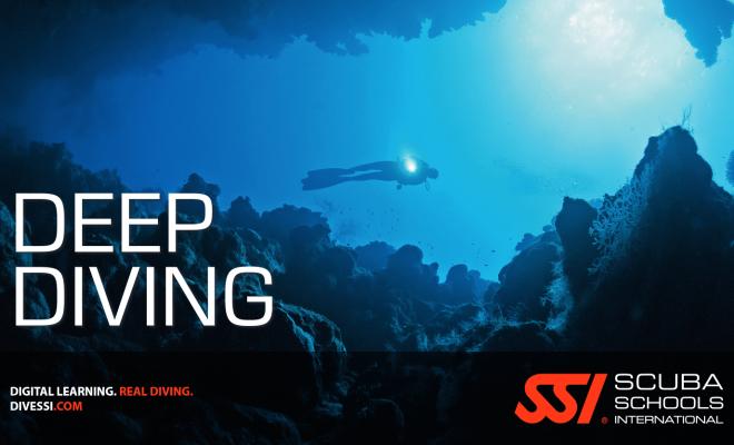 Deep diving specialty